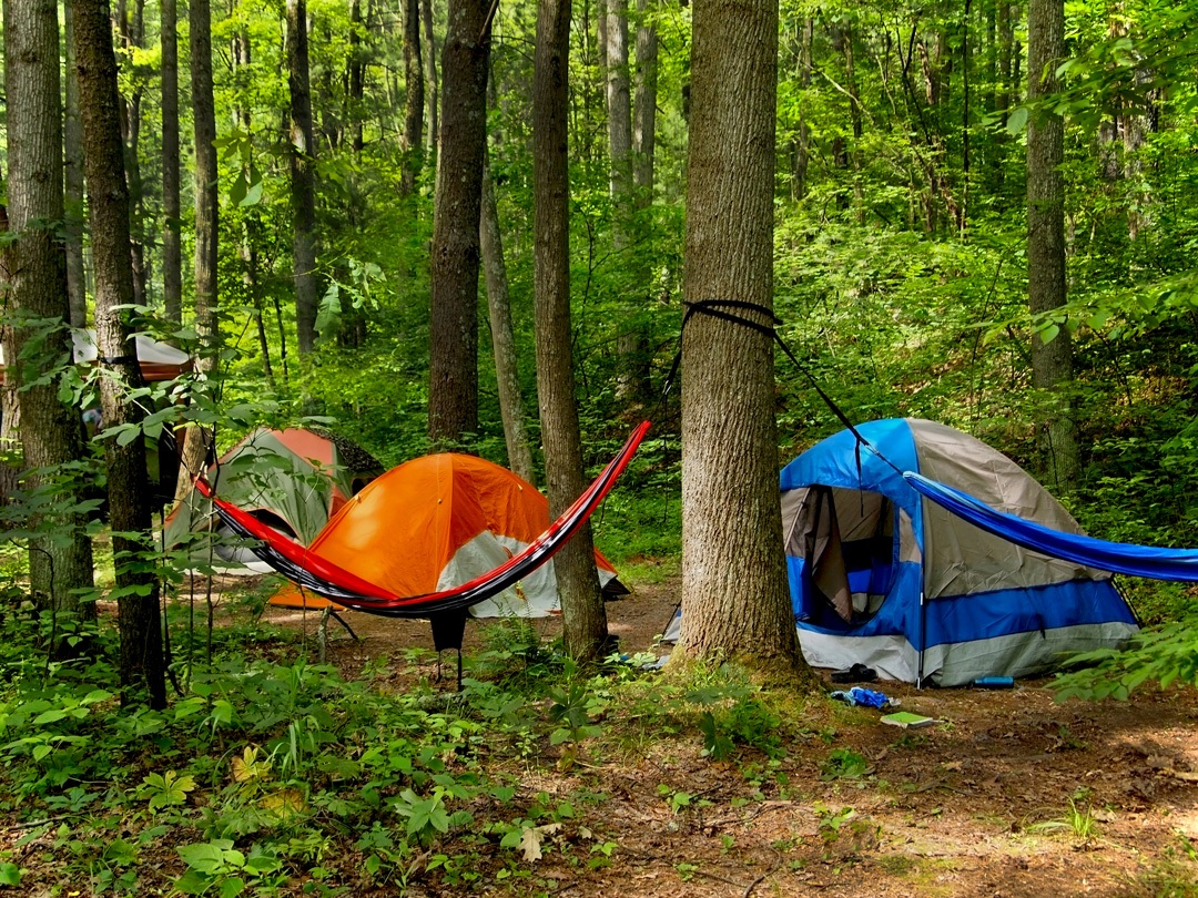 Backpacking Hammock Gallery